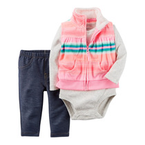 Set Carters Originales Importados!!