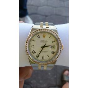 Reloj Rolex Diamantes Oro 18 K Acero Inoxidable