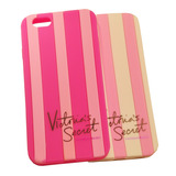 Funda 16 Silicona Victoria Secret Pink Iphone 6 6s