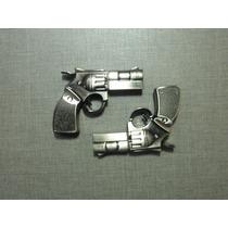 Pen Drive   8gb   Arma   Revólver   Pistola   Metal