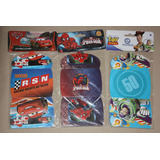 Tarjeta De Invitacion De Fiesta Spiderman Cars Buzz Light Ye