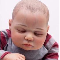 Bebê Reborn Real Com Veias 50cm Por 750,00 Reais Fret Gratis