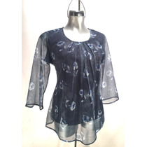 Blusa De Mujer (blusa De Dama, Blusa Tranparante, Blusa Gasa