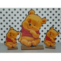 Souvenir Winnie Pooh Bebe De Fibrofacil.