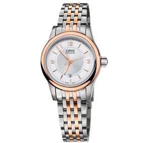Reloj Oris Classic Date Dama 56176504331 Tienda Oficial
