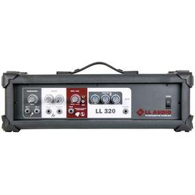 Cabeçote Amplificador Potência Mesa Ll320 75 W O F E R T A
