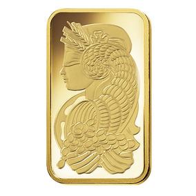 Lingote Oro 10 Gramos 24k 9.999 Pamp Suisse Inversion Ahorro