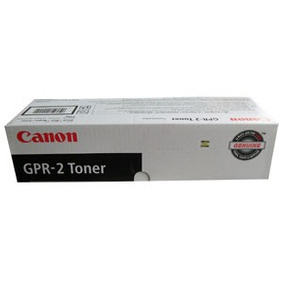Toner Canon Gpr 2 Original 100 % Genuino Iva-fact-tiendafis