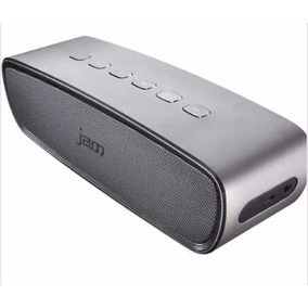 Caixa De Som Jam Heavy Metal Wireless Bluetooth Stereo Speak
