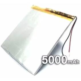 Bateria 5000 Mah Tablet Dl,tectoy,navcity,lenoxx,cce, Foston