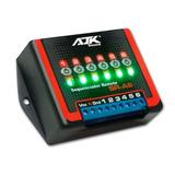 Sequenciador De Remote Ajk Sound Sr-a6 - C/ 6 Saídas P/ Som
