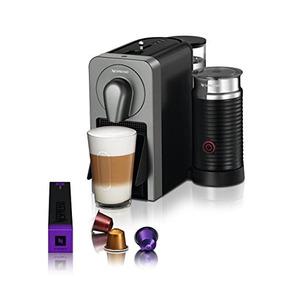 Nespresso C75-us-ti-ne Prodigio Con Leche Cafetera Exprés,