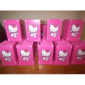 Souvenirs Portalapices Lapiceros Kitty Imperdibles !!!!!!!