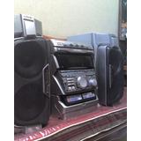 Minicomponente Sony Grx-9900