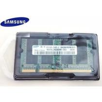 Memória Samsung Ddr 1gb 333 Pc2700 P Notebook Pronta Entrega