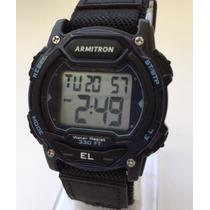 Reloj Armitron, Hombre,, Nylon, Digital, 45/7004blu Mow
