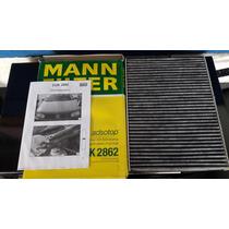 Filtro Cabina Carbon Jetta Golf A4 Mann Filter Envio Gratis
