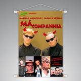 Banner Em Lona Loja Propaganda Festas Casamento 90 X 120 Cm