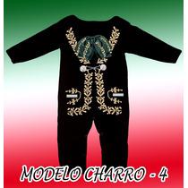Disfraces Para Bebes - Mameluco Traje De Mariachi