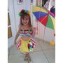 Fantasia Carnaval Infantil - Frevo