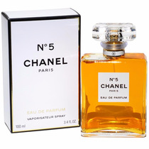 Perfume Chanel N5 Feminino Edp 100ml Original Lacrado Paris