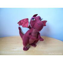 Dragón De Peluche Novia De Burro Shrek 14 Cm Dragona Pl29