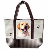 Bolsa De Manta Labrador Amarillo - Hermosa Tote Bag!