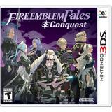 Videojuego Fire Emblem Fates Conquest Nintendo 3ds Standard