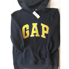 Sudadera Con Capucha Marca Gap Kids - Niño
