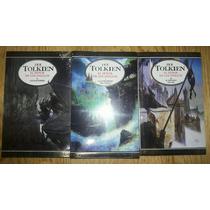 J.r.r Tolkien Saga 5 Señor De Los Anillos + Envio Por Dhl