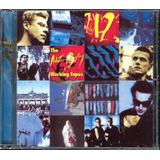 U2 Cd Achtung Baby-working Tapes-europa Nuevo Descatalogado