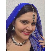 Bijuteria Indiana - Bijuterias Para Casamento Colar Indiano