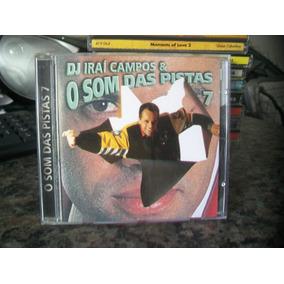 Cd Dj Iraí Campos & O Som Das Pistas- Volume 7* Ótimo Estado