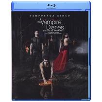 Diario De Vampiros The Vampire Diaries Temporadas 1-5 Bluray