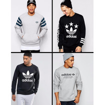 Poleras, Sudaderas, Chompas Adidas Originals 100% Originales