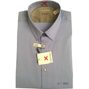 Camisa Calvin Klein 15 Us O 38eur Non Iron Slim Fit
