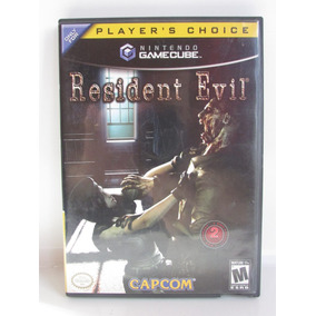 Resident Evil Remake Americano Completo Nintendo Gamecube