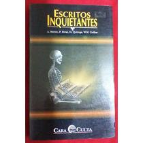 Libro:escritos Inquietantes. Bierce, Feval, Quiroga, Collins