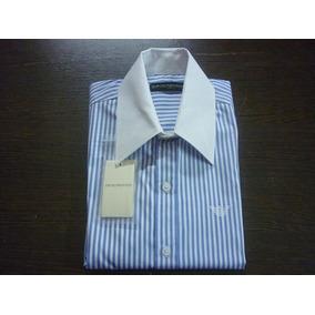 Camisa Emporio Armani Original S Xx Lalgodon Made In Italy