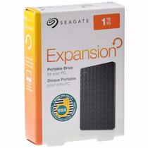 Hd 1tera Seagate Externo Portatil 1 Tb Slim Usb 3.0-2.0