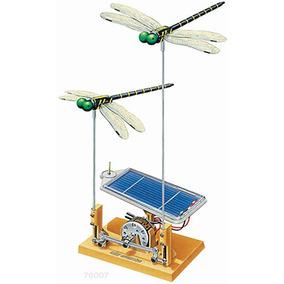 Tamiya Libelulas Solares Kit Armar Didactico Ciencia Robot