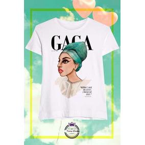 Playera Y Blusa Lady Gaga Miles De Diseños Envio Gratis