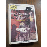 Edgar Allan Poe El Escarabajo De Oro. Coleccion Mis Libros.