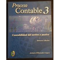 Proceso Contable 3, Elizondo Lopez