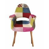 Cadeira Lucca Confort Para Amamentar Bebê - Pachwork