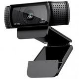Logitech Hd Pro Webcam C920 Full Hd 1080p Carl Zeiss 15 Mp