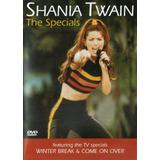 Dvd Shania Twain - The Specials