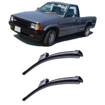 Palheta Do Limpador Parabrisa Mazda Pick-up b2200 90 A 97