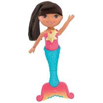 Fisher-price Dora The Explorer Buceo Y Natación Dora Sirena