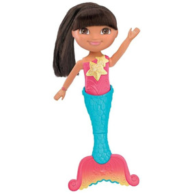 Fisher-price Dora The Explorer Buceo Y Natación Dora Sirena